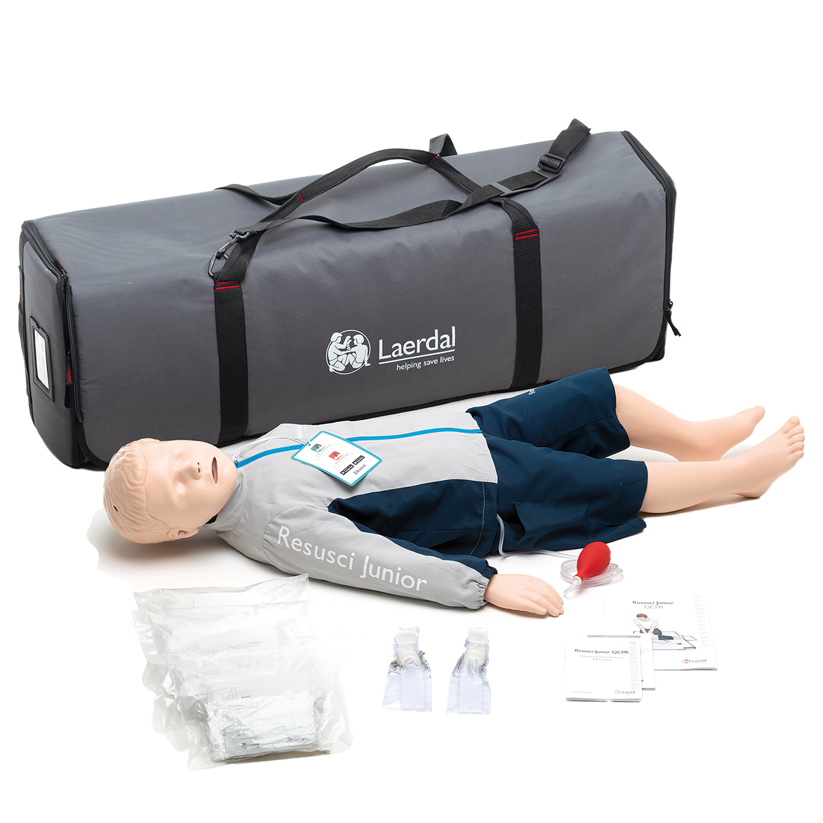 Laerdal Resusci® Junior QCPR Training Manikin