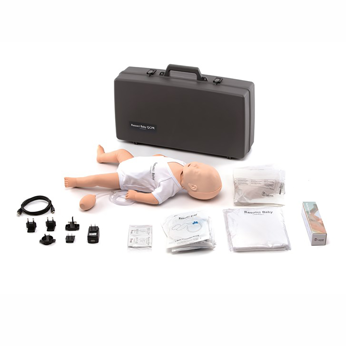 Laerdal Resusci® Baby QCPR Wireless Rechargeable Training Manikin