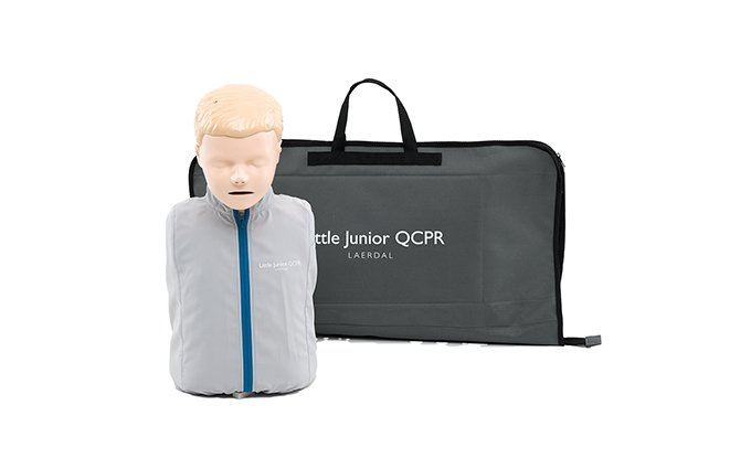 Laerdal Little Junior™ QCPR Light Skin Training Manikin