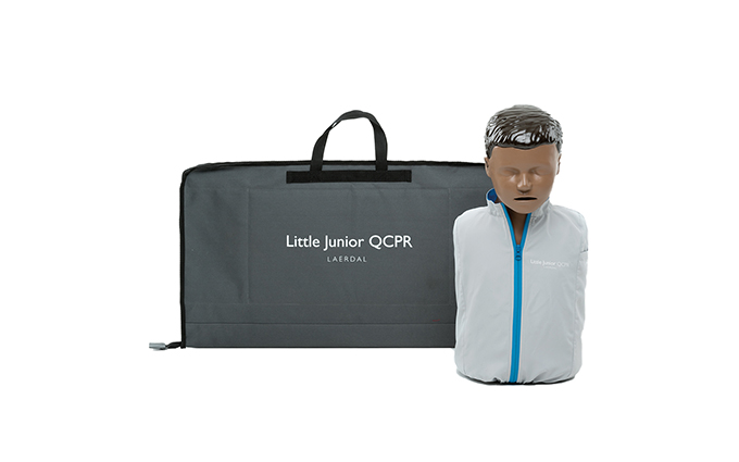 Laerdal Little Junior™ QCPR Dark Skin Training Manikin