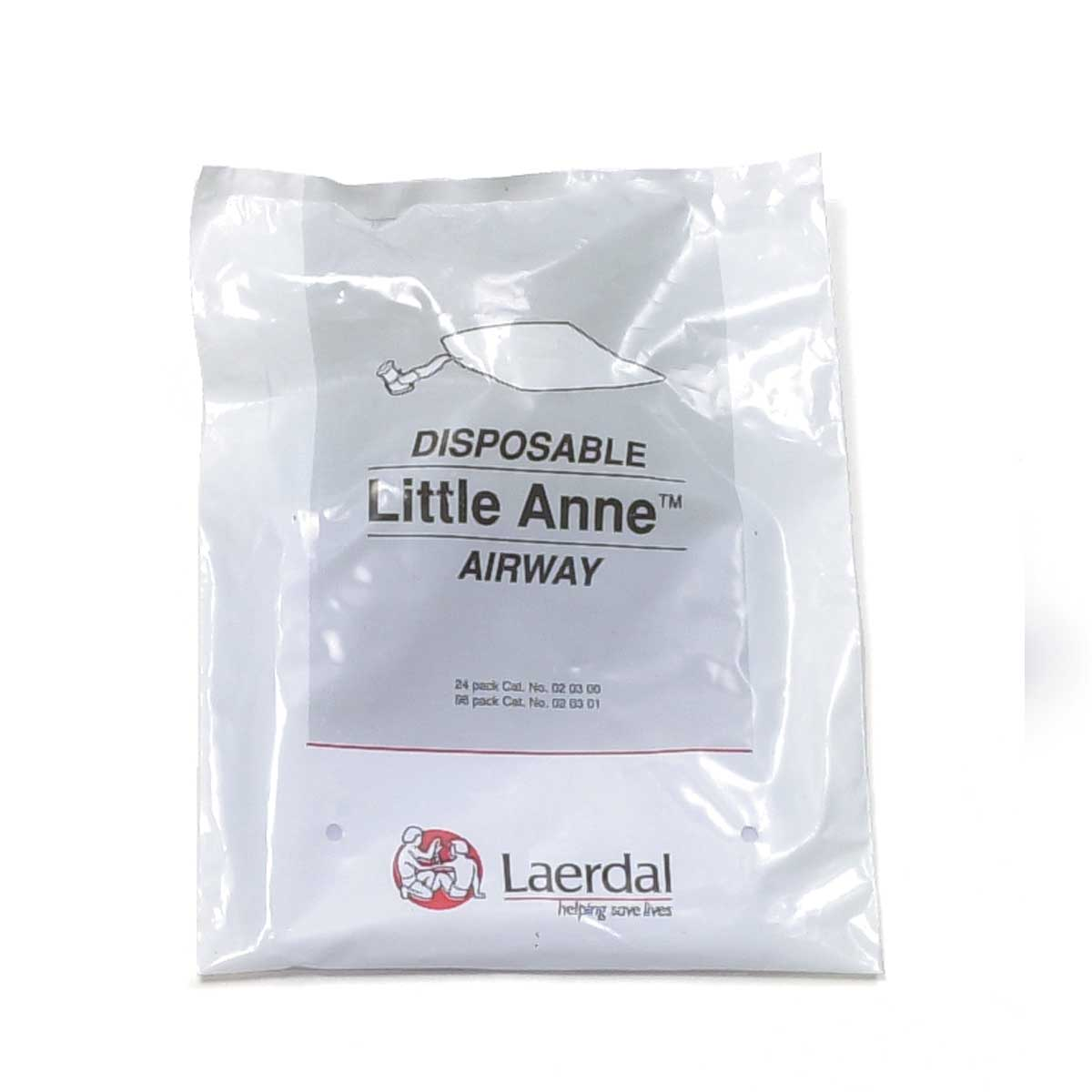 Pack of 96 Laerdal Little Anne™ Disposable Airways