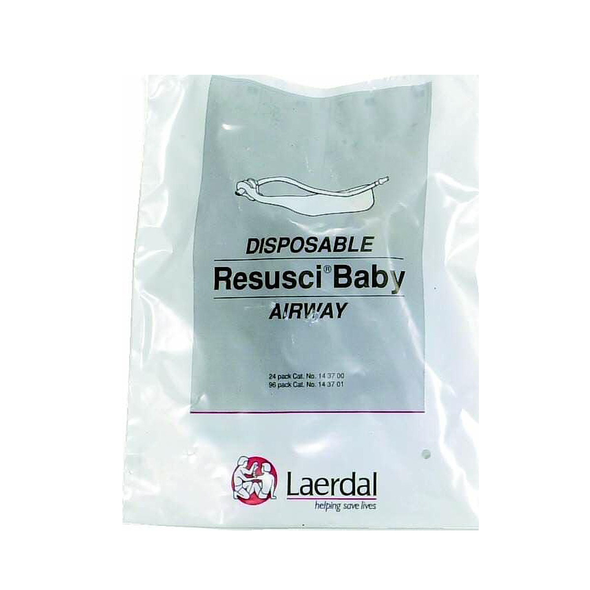 Pack of 96 Laerdal Resusci® Baby Disposable Airways Complete