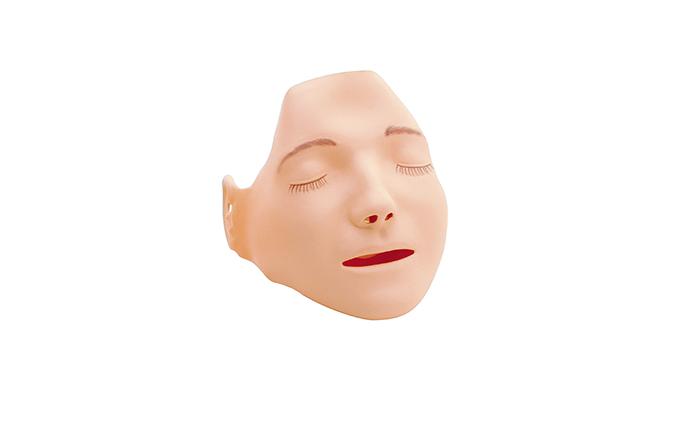 Pack of 6 Laerdal Resusci® Anne Decorated Removable Face Masks