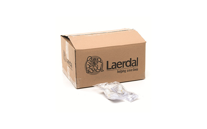 Pack of 100 Laerdal Little Junior™/Resusci® Junior Disposable Airways Complete