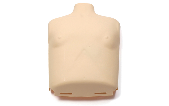Laerdal Little Anne™ AED Replacement Studless Chest Skin